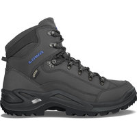 LOWA RENEGADE GTX MID ANTHRACITE/STEEL BLUE 20