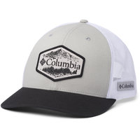 COLUMBIA MESH SNAP BACK HAT COLUMBIA GREY 20
