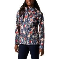 COLUMBIA INNER LIMITS II JACKET W NOCTURNAL BIRDS 20