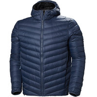 Textile - accessoires HELLY HANSEN HELLY HANSEN VERGLAS HOODED DOWN INSULATOR NORTH SEA BLUE 20 - Ekosport
