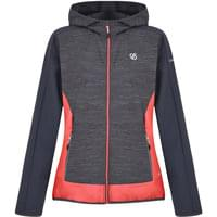 DARE 2B DUALITY II SOFTSHELL W CHARCL/FRYCL 20