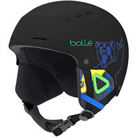BOLLE QUIZ BLACK BEAR MATTE 20