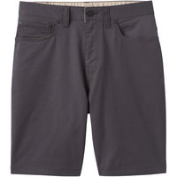 "PRANA ULTERIOR SHORT 9"" INSEAM CHARCOAL 20"