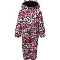 DARE 2B BAMBINO SNOWSUIT LEOPARDPRINT 20