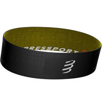 COMPRESSPORT FREE BELT BLACK/LIME 21
