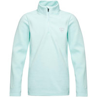 ROSSIGNOL GIRL 1/2 ZIP FLEECE BLUE STENCI 20