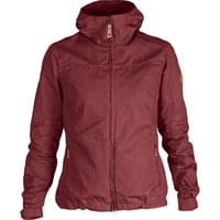 FJÄLLRÄVEN STINA JACKET W RASPBERRY RED 20