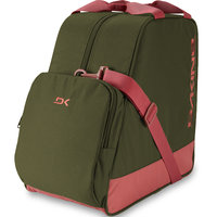 DAKINE BOOT BAG 30L DARK OLIVE/DARK ROSE 21