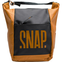 SNAP BIG CHALK BAG CURRY&LIGHT BLACK 20