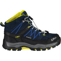 CMP KIDS RIGEL MID TREKKING SHOE WP COSMO-LEMONADE 20