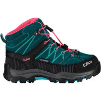 CMP KIDS RIGEL MID TREKKING SHOE WP LAKE-CERAMIC 20
