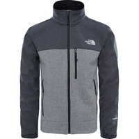 THE NORTH FACE M APEX BIONIC JACKET TNF DARK GREY HTR 20