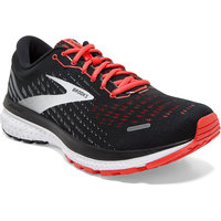 BROOKS GHOST 13 W BLACK/EBONY/CORAL 20
