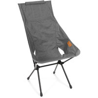 HELINOX SUNSET CHAIR HOME STEEL GREY 20