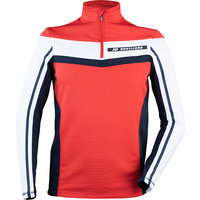 Vêtement polaire HENRI DUVILLARD DUVILLARD LOZE 1L FIRST LAYER RED 21 - Ekosport