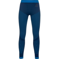 ODLO PERFORMANCE WARM KIDS SUW BOTTOM PANT ESTATE BLU/DRCT BLU 21