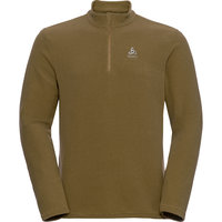 Boutique ODLO ODLO PULL 1/2 ZIP ROY DULL GOLD/CROCODILE/STRIPES 21 - Ekosport