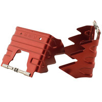 PLUM CRAMPONS 90MM RED 20
