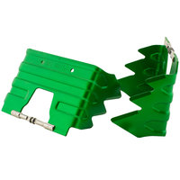 PLUM CRAMPONS 120MM GREEN 20