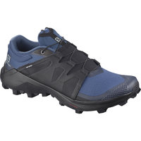 SALOMON WILDCROSS DARK DENIM/BK/NAVY BLAZE 20
