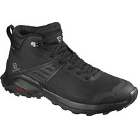 SALOMON X RAISE MID GORE-TEX BK/BK/QUIET SHAD 20