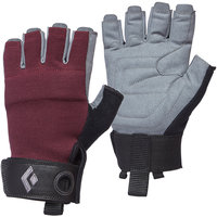 BLACK DIAMOND W'S CRAG HALF-FINGER GLOVES BORDEAUX 21