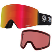 BU SKI DRAGON DRAGON RVX OTG COMP/LL RED ION+LL ROSE 21 - Ekosport