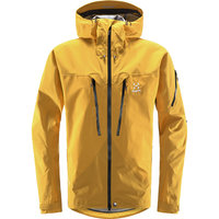 HAGLÖFS SPITZ JACKET MEN PUMPKIN YELLOW 21
