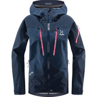 HAGLÖFS SPITZ JACKET WOMEN TARN BLUE 21