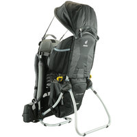DEUTER KID COMFORT 1 + PPS BLACK 20