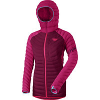 Boutique DYNAFIT DYNAFIT RADICAL DOWN HOOD JACKET W FLAMINGO 21 - Ekosport