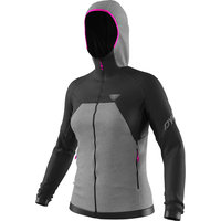 DYNAFIT TOUR WOOL THERMAL W HOODY BLACK OUT 21