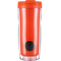 LES ARTISTES SMARTMUG COLOR 330ML ORANGE MAT 20