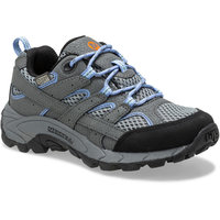 MERRELL MOAB 2 LOW LACE WP GREY PERIWINKLE 20