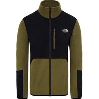 THE NORTH FACE M GLACIER PRO FZ FIERY GREEN/TNF BLACK 20