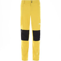 THE NORTH FACE M CLIMB PANT BAMBYLLW/TNF BLACK 20