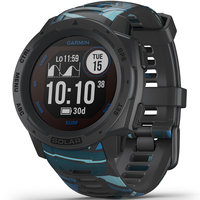 GARMIN INSTINCT SOLAR SURF EDITION PIPELINE 20