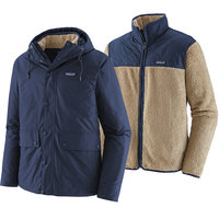 PATAGONIA M'S ISTHMUS 3-IN-1 JKT NEW NAVY 21