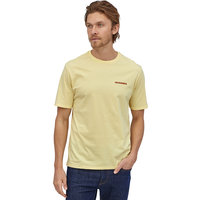Vêtement casual PATAGONIA PATAGONIA M'S SUMMIT ROAD ORGANIC T-SHIRT RESIN YELLOW 21 - Ekosport