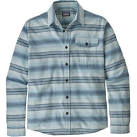 PATAGONIA M'S LW FJORD FLANNEL SHIRT ROTATION BIG SKY BLUE 21