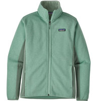 PATAGONIA W'S LW BETTER SWEATER JKT GYPSUM GREEN 20
