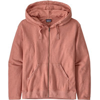 PATAGONIA W'S ORGANIC COTTON FRENCH TERRY HOODY MELLOW MELON 20