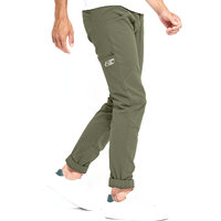 BU TEXTILE LOOKING FOR WILD LOOKING FOR WILD FITZ ROY PANT WINTER MOSS 21 - Ekosport