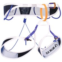 BLUE ICE CHOUCAS PRO HARNESS BLUE 20
