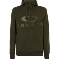 OAKLEY BARK FZ HOODIE NEW DARK BRUSH 21