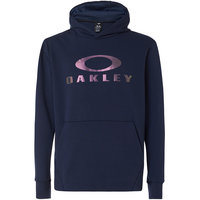 OAKLEY ENHANCE QD FLEECE HOODIE 10.7 BLACK IRIS 21