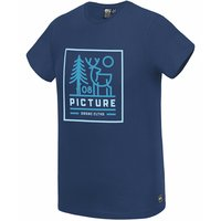 PICTURE STAG TEE DARK BLUE 21