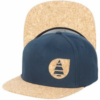 PICTURE NARROW CAP DARK BLUE 21