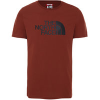 Boutique THE NORTH FACE THE NORTH FACE M S/S EASY TEE BRANDY BROWN 21 - Ekosport