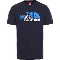 THE NORTH FACE M S/S MOUNT LINE TEE AVIATOR NAVY 21